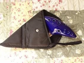 Bolsa Para Transporte Ocarina 12 Furos
