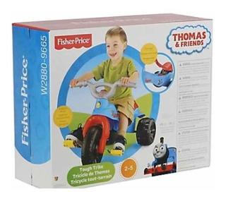Super Triciclo Moto Thomas Para Niños 2/5 Años Fisher Price