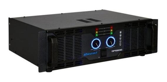 Amplificador Oneal Op 5600 1000w Rms - Bivolt