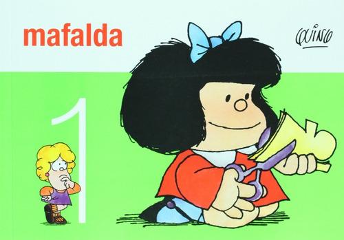 Imagen 1 de 3 de Mafalda 1 / Quino