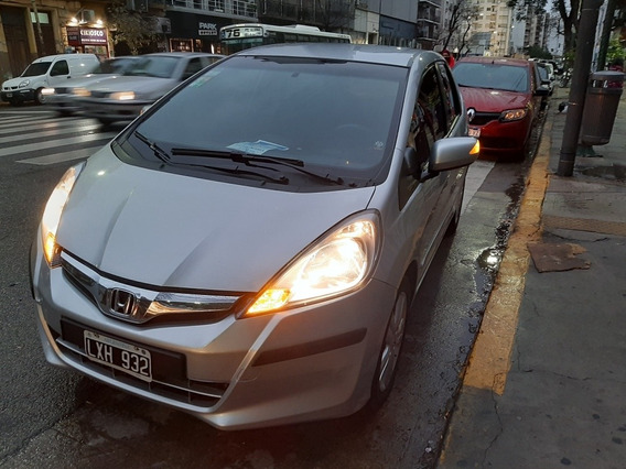 Honda Fit 1.5 Ex-l At 120cv L 2013 Dueña