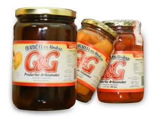 Combo Dulces: Naranja, Mamón Y Zapallo