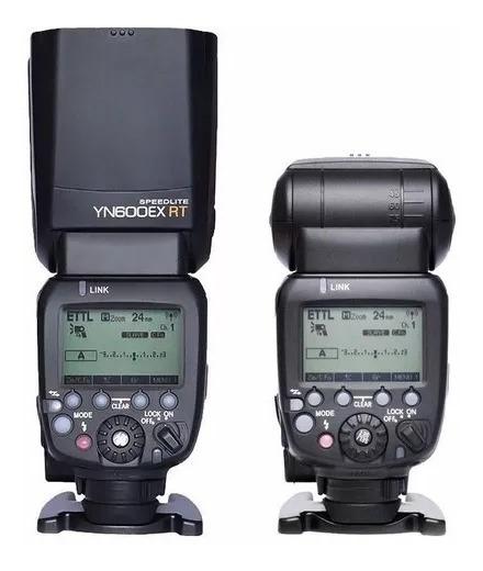 Flash Yongnuo Yn600ex Rt Ii /ttl Canon Speedlite Yn-600 Exrt