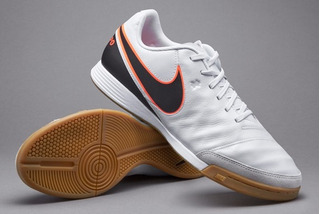 Chuteira Futsal Nike Tiempo Genio Ii Leather Ic - Original