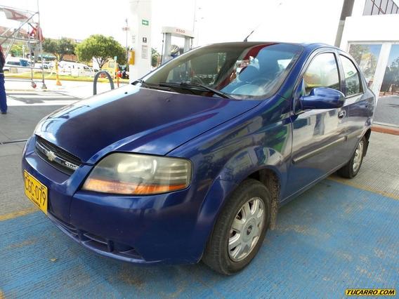 Chevrolet Aveo Mt 1.4