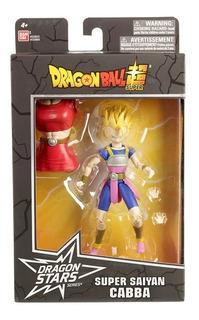 Figura Cabba Super Saiyan Dragon Ball Stars Series Bandai