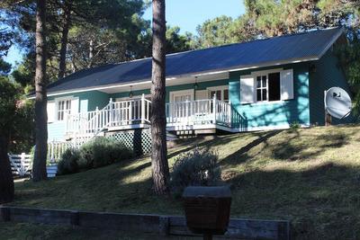 Vendo Casa Pinamar 5 Amb,3 Dorm,2 Baños+casa Huesped C/baño