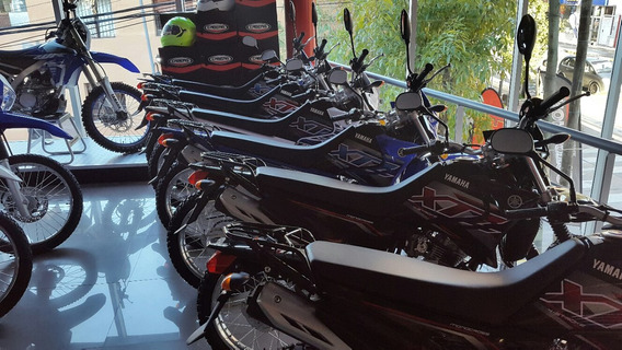 Yamaha Xtz125 Xtz 125 Okm El Mejor Precio Contado Normotos