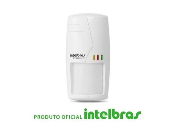 Sensor Infravermelho Passivo Ivp Com Fio - 3000 Mw Pet