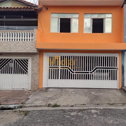 Imagem 1 de 15 de Sobrado A Venda Em Cidade Das Flores  -  Osasco - 44410