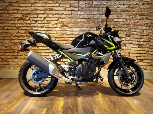 Kawasaki Z400 Abs 0km - En Stock !! Permuto !! - Bamp Group