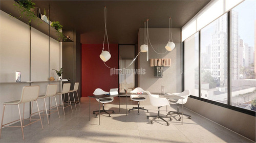 Excelente Apartamento Em Cerqueira Cesar - Pj52556