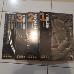 História Projeto Voaz Em 4 Volumes De 2013 #