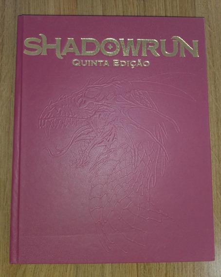 Shadowrun 5ª Edição - Versão De Colecionador - Brasileira