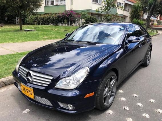 Mercedes Benz Cls500 5.0cc