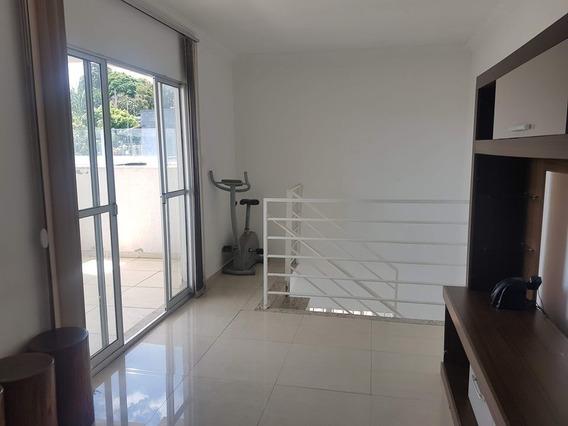 Cobertura Com 2 Quartos Para Comprar No Candelária Em Belo Horizonte/mg - 2162