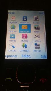 Nokia X2-00 Movistar Funcional