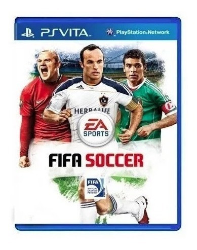 Fifa Soccer Ps Vita - Psvita
