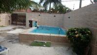 Imagem 1 de 14 de Casa Em Itanhaém Com Piscina, 500 Metros Do Mar, 6 Vagas.