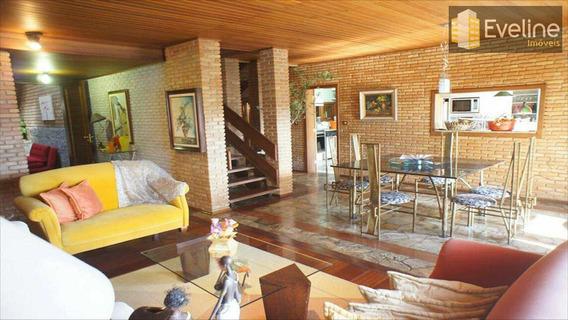 Casa A Venda Em Mogi Das Cruzes Vila Suissa 4 Dorms E Piscina - V52