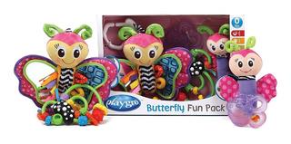 Playgro Mariposa Fun Pack Aprende Y Juega 0183172 Bigshop