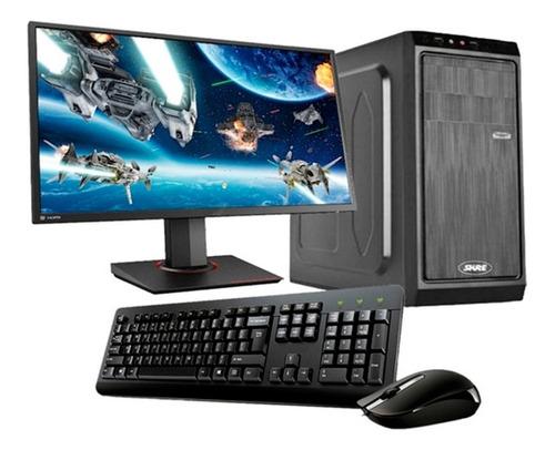 Pc Escritorio Computadora I3 9na 8gb 1tb O Ssd Wifi  Monitor