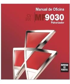 Manual De Serviço Pulverizador Massey Ferguson 9030