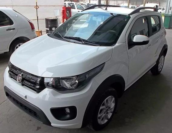 Fiat Mobi Crédito Cuota Fija Entrega Inmediata A $249.000 A-