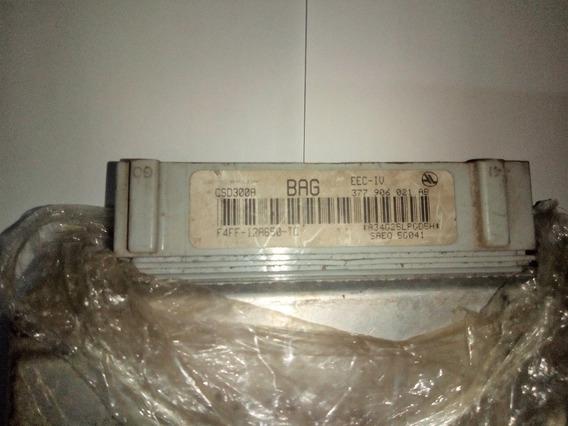 Módulo Injeção Eec-iv F4ff-12a650-tc Bag 377.906.021.ab