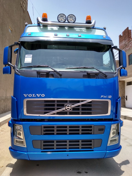 Volvo Fh12 Camion Chasis 500 Hp