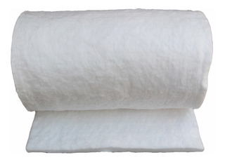 Lã Cerâmica P/ Forno De Fogão 4/6 Bocas Melhor Q Lã De Vidro