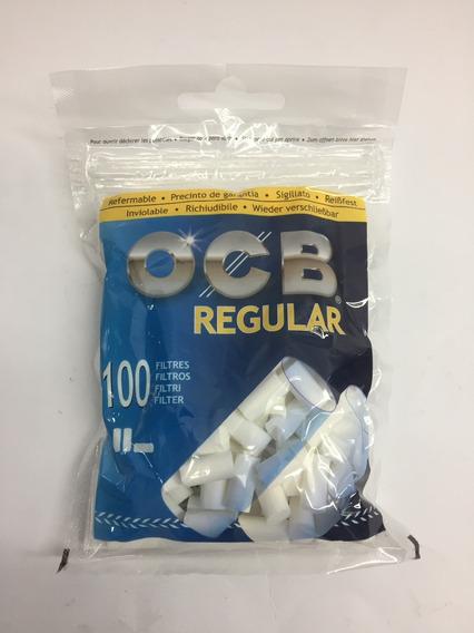 5 Ocb Filtros Regular 100u- Filters Ocb Candyclub Local Once