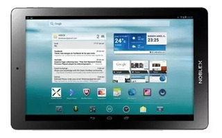Tablet 10» Noblex Android 4.4 Wifi 16gb T10a5ibn Outlet