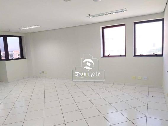 Sala À Venda, 100 M² Por R$ 580.000,00 - Jardim - Santo André/sp - Sa0008