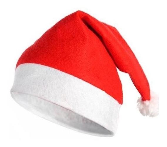 12 Gorros Santa Claus Navidad Pastorela Posada Envió Gratis