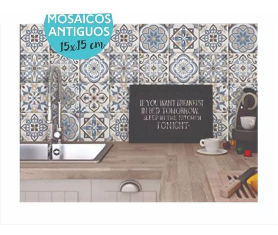 Vinilos Decorativos Para Azulejos. 20x20 Pack Por 14