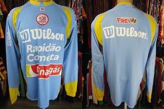 Náutico 2007 Camisa Goleiro Tamanho Gg.