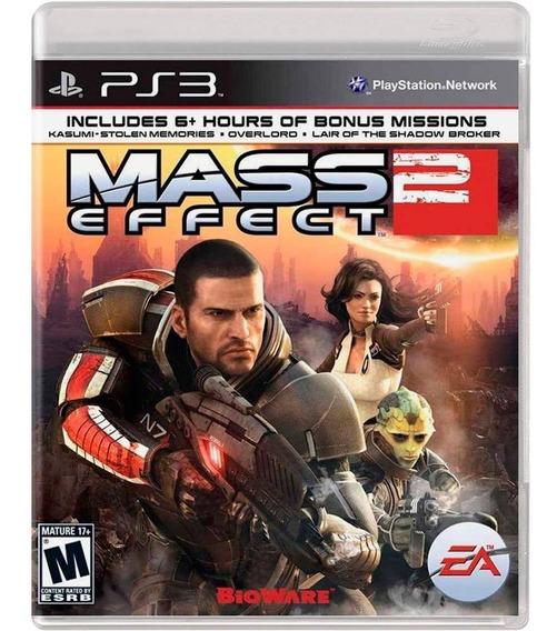 Mass Effect 2 - Ps3 - Lacrado