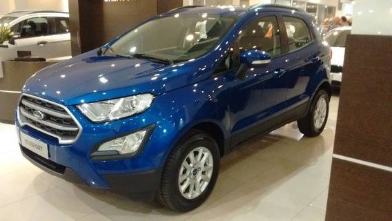 Ford Ecosport 1.5 Se 123cv 4x2 0km