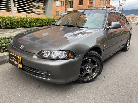 Honda Civic Ex 1.600cc M/t Fe Sun Roof 1993