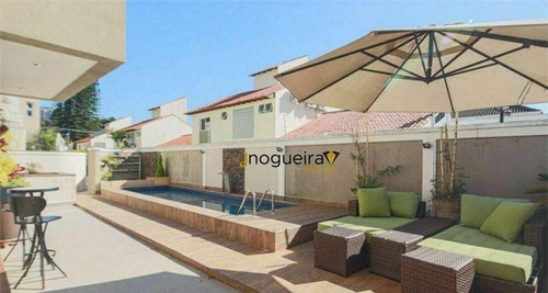 Imagem 1 de 26 de Casa Com 4 Dormitórios À Venda, 432 M² Por R$ 3.950.000,00 - Granja Julieta - São Paulo/sp - Ca3903