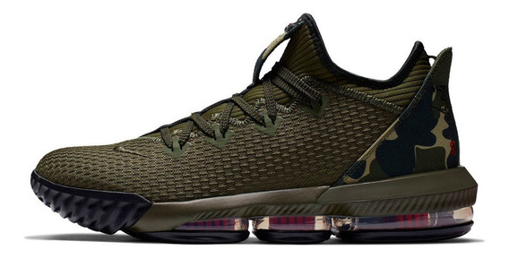 Zapatillas Nike Lebron Xvi Low Hombre