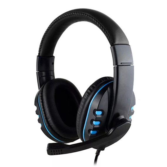 Fone Ouvido Gamer Pc Playstation Ps4 Ps3
