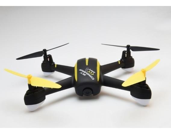Drone Sky Conqueror C/rádio 4canais 2.4ghz Câmera 720p Wifi