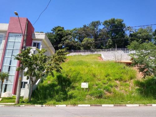 Imagem 1 de 2 de Terreno 517 M² - Reserva Vale Verde - Jardim Caiapia - Cotia Sp - Tr511297v