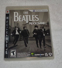The Beatles Rockband Ps3 * Frete Grátis