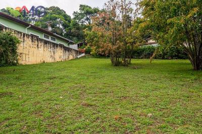 Terreno Residencial À Venda, Clube Da Montanha, Atibaia. - Te0009