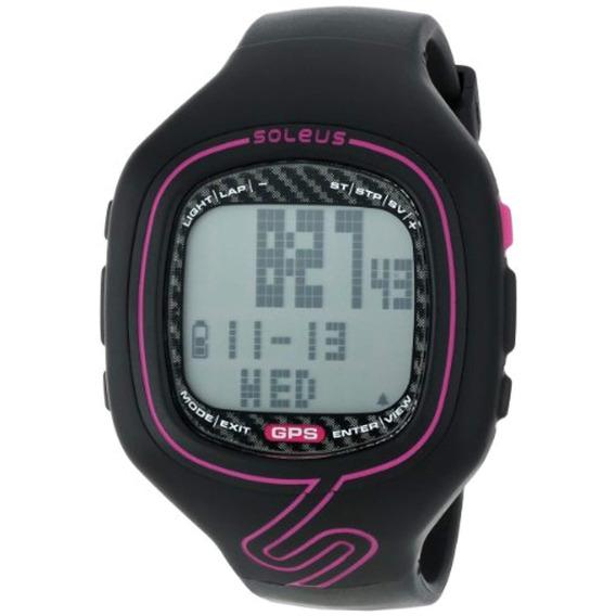 Soleus Reloj De Pulsera Gps Sg102011 Para Mujeres