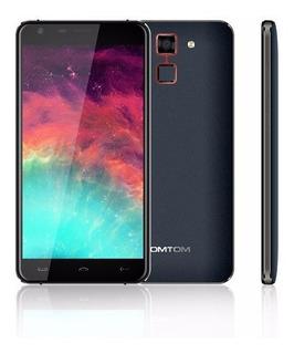 Telefonos Android 6.0 Homtom Ht30 Lector Huella 8mp (80vrds)