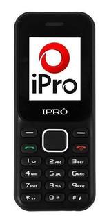Celular Ipro W8 Com 3g - Fm - Camera - Dual Chip - Preto